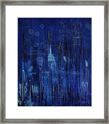 Almost Home Framed Print by Cheryl Poulin