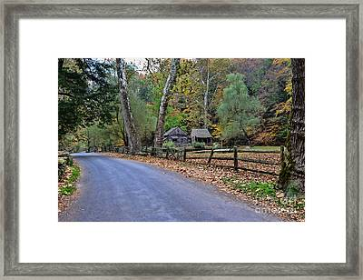 Almost Home Framed Print by Paul Ward