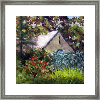 Almost Invisible Framed Print by Char Wood
