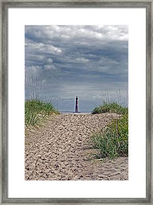Almost There Framed Print by Skip Willits