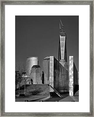 Almost There Framed Print by Wayne Gill