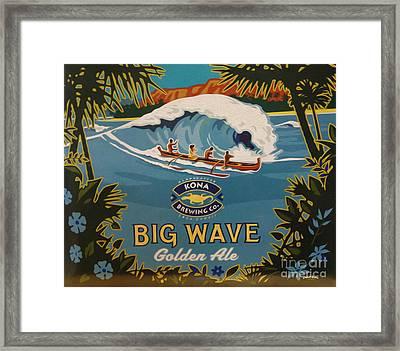 Aloha Series 2 Framed Print by Cheryl Young
