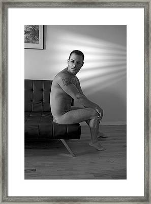 Alon Framed Print by Mark Ashkenazi