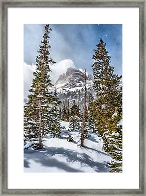 Along The Way II Framed Print by Steven Reed