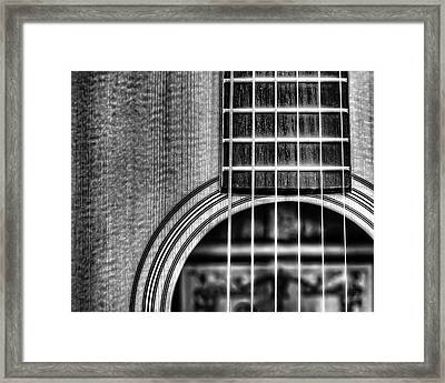 Alvarez Yairi Framed Print by Scott Norris
