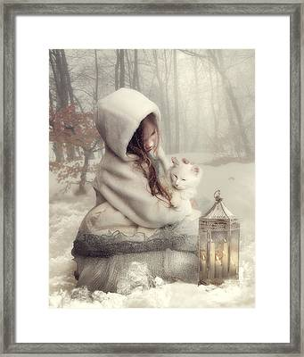 Always Loving You Framed Print by Cindy Grundsten