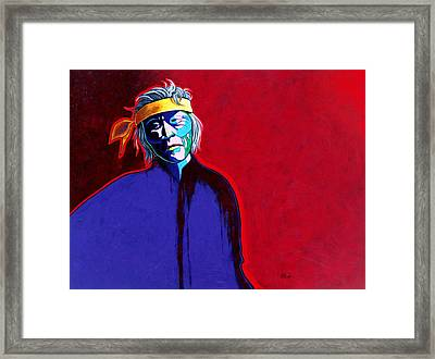 Am I So Different Framed Print by Joe  Triano