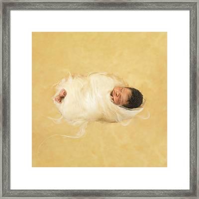 Amalia Framed Print by Anne Geddes