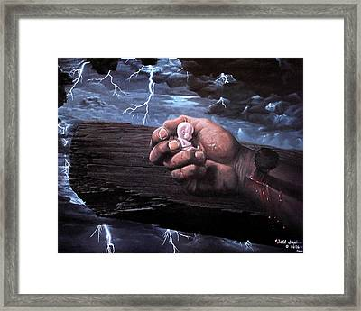 Amazing Grace Framed Print by Bill Stephens