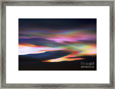 Amazing Mother Nature.. Framed Print by Nina Stavlund
