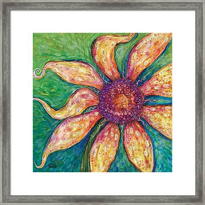 Ambition Framed Print by Tanielle Childers