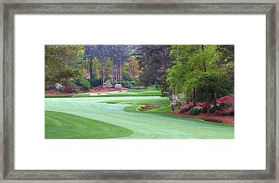 Amen Corner Framed Print by Tim Schmidt