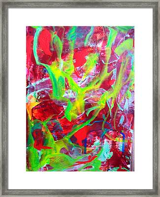 American Election Candidate    Framed Print by Bruce Combs - REACH BEYOND