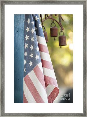 Faded Glory Framed Print by Juli Scalzi