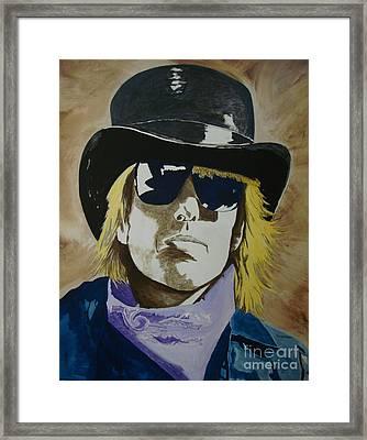 American Guy Framed Print by Stuart Engel