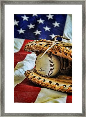 An American Tradition Framed Print by Kenny Francis
