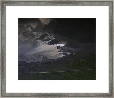 An Opening Framed Print by Thu Nguyen