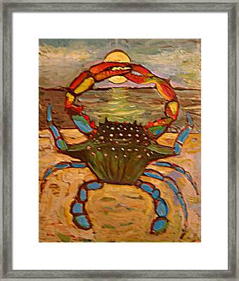 An034 Framed Print by Paul Emory