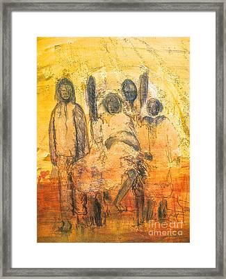 Ancestorial Family Framed Print by Robert Daniels