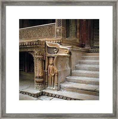 Ancient Rajasthan Framed Print by Shaun Higson