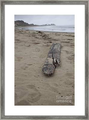 And Then Framed Print by Amanda Barcon