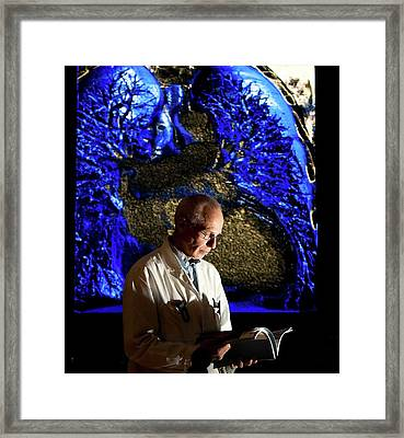 Anders Persson Framed Print by Anders Persson, Cmiv