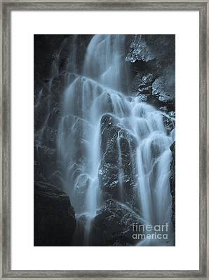 Angel Falls Framed Print by Alana Ranney
