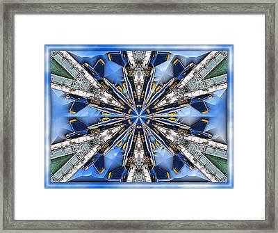 Angels Framed Print by Wendy J St Christopher