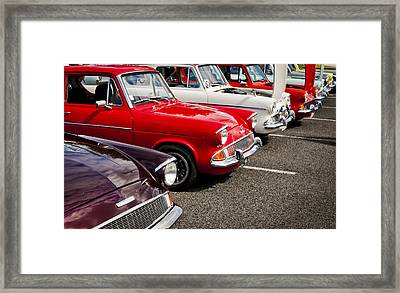 Anglia Club Framed Print by motography aka Phil Clark