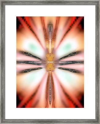 Ani Soptera Framed Print by Raymel Garcia