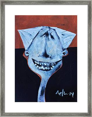 Animus No. 37 Framed Print by Mark M  Mellon