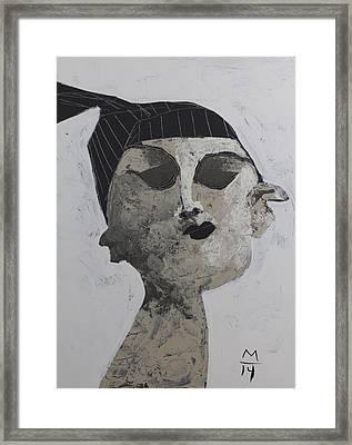 Animus No. 57 Framed Print by Mark M  Mellon
