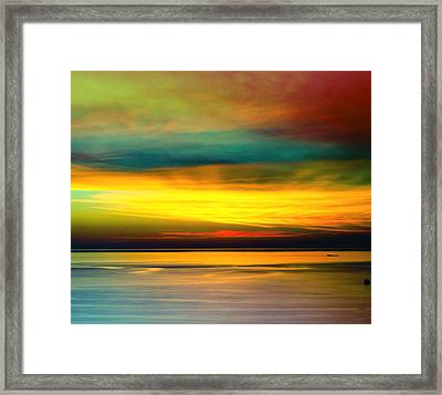 Another Day Framed Print by John Harrison