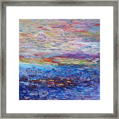 Another Day Framed Print by Vadim Levin