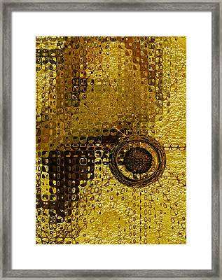 Another Galaxy  Framed Print by Jack Zulli
