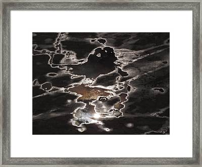 Another Sky Framed Print by Rona Black