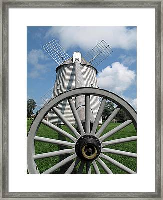 Another View Framed Print by Barbara McDevitt
