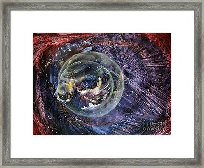 Another World5 Framed Print by Valia US