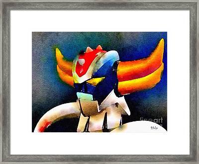 Anterak One Framed Print by Helge