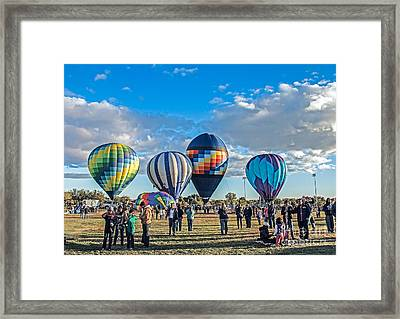 Anticipation Framed Print by Robert Bales