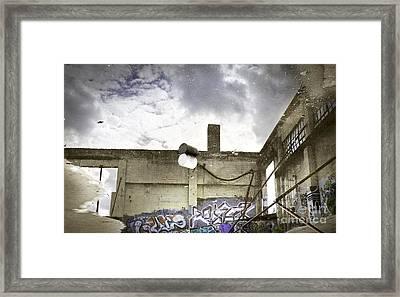 Antigravity Framed Print by Kevin Felts