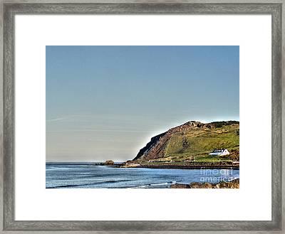 Antrim Coast Road Framed Print by Nina Ficur Feenan