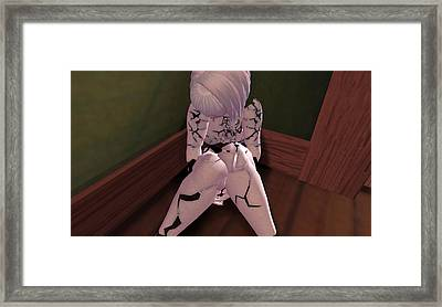 Apartment 5b 3 2011 Framed Print by Thomas Griffith