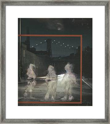 Aperason Framed Print by Dennis Stahl