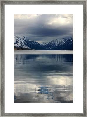 Apgar Framed Print by Connie Zarn