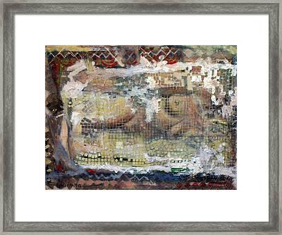 Aphrodite Framed Print by Tom Smith