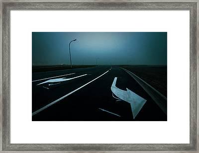 Apocalypse Framed Print by Tim Nichols