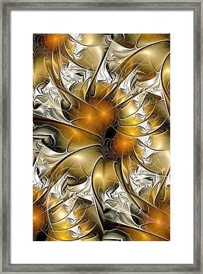 Apricot Jam Framed Print by Anastasiya Malakhova