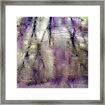 April Showers Framed Print by Dale   Ford