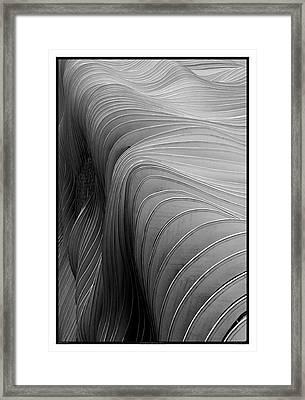 Aqua Tower - 07.25.13_291 Framed Print by Paul Hasara